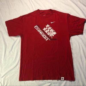 Nike Team Canada T-Shirt 2012